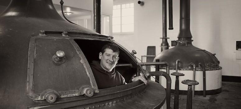 Emmanuel Van den Bossche is productieverantwoordelijke bij Brouwerij Van Den Bossche.