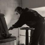 Brouwerij VDB - brouwproces - roeren